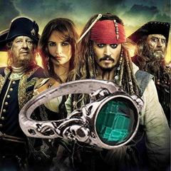 Пираты Карибского моря Кольцо Джека Воробья
