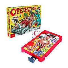 Hasbro Операция