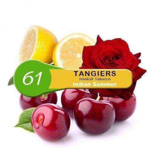 Табак Tangiers Indian Summer T61 (Танжирс Индийское лето) |Noir 20г