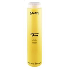 KAPOUS блеск-бальзам для волос