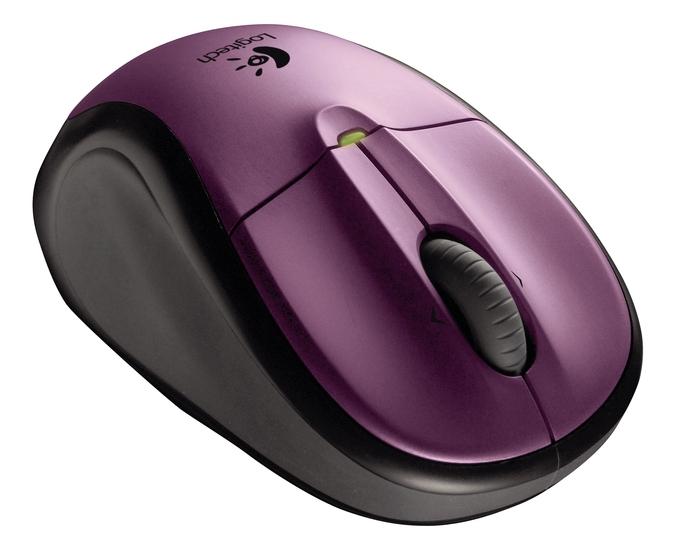 LOGITECH M305 Cordless USB Soft Violet