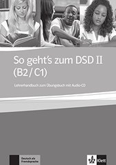 So geht's zum DSD II B2-C1  LHB + CD
