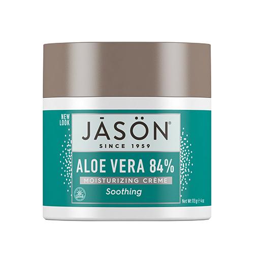 Успокаивающий крем с 84% содержанием сока алое, Jason