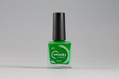 Лак для стемпинга Swanky Stamping №009, зеленый...