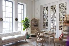 Стол обеденный Secret De Maison AUGUSTINE ( mod. DT 04 ) — коричневый