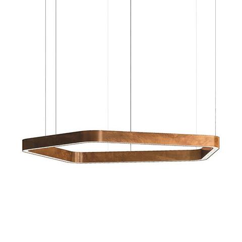 Подвесной светильник копия Light Ring Horizontal Polygonal by HENGE D120