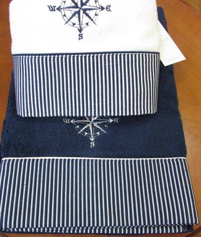 MARIN CIZGILI-МАРИН ЧИЗГИЛИ полотенце махровое Maison Dor(Турция) .