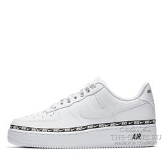 Кроссовки Nike Air Force 1 Low '07 LV8 Premium Overbranded White