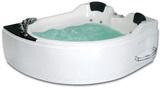 Гидромассажная ванна Gemy G9086 B R 170х133