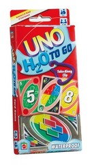 Настольная игра Уно H2O (Uno H2O) (P1703)