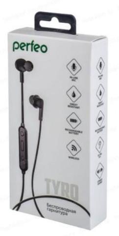Наушники беспроводные Perfeo TYRO PF-A4298