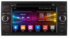 Штатная магнитола на Android 6.0 для Ford S-Max 06-10 Ownice C500 S7295G-B