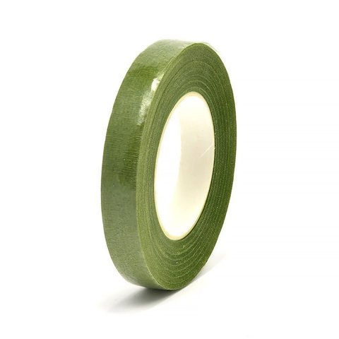 Тейп-лента темно-зеленая