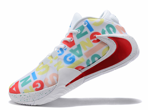 Nike Zoom Freak 1 'MVP/Red'