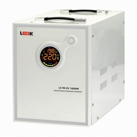 Стабилизатор напряжения LE R5 DV 10000W