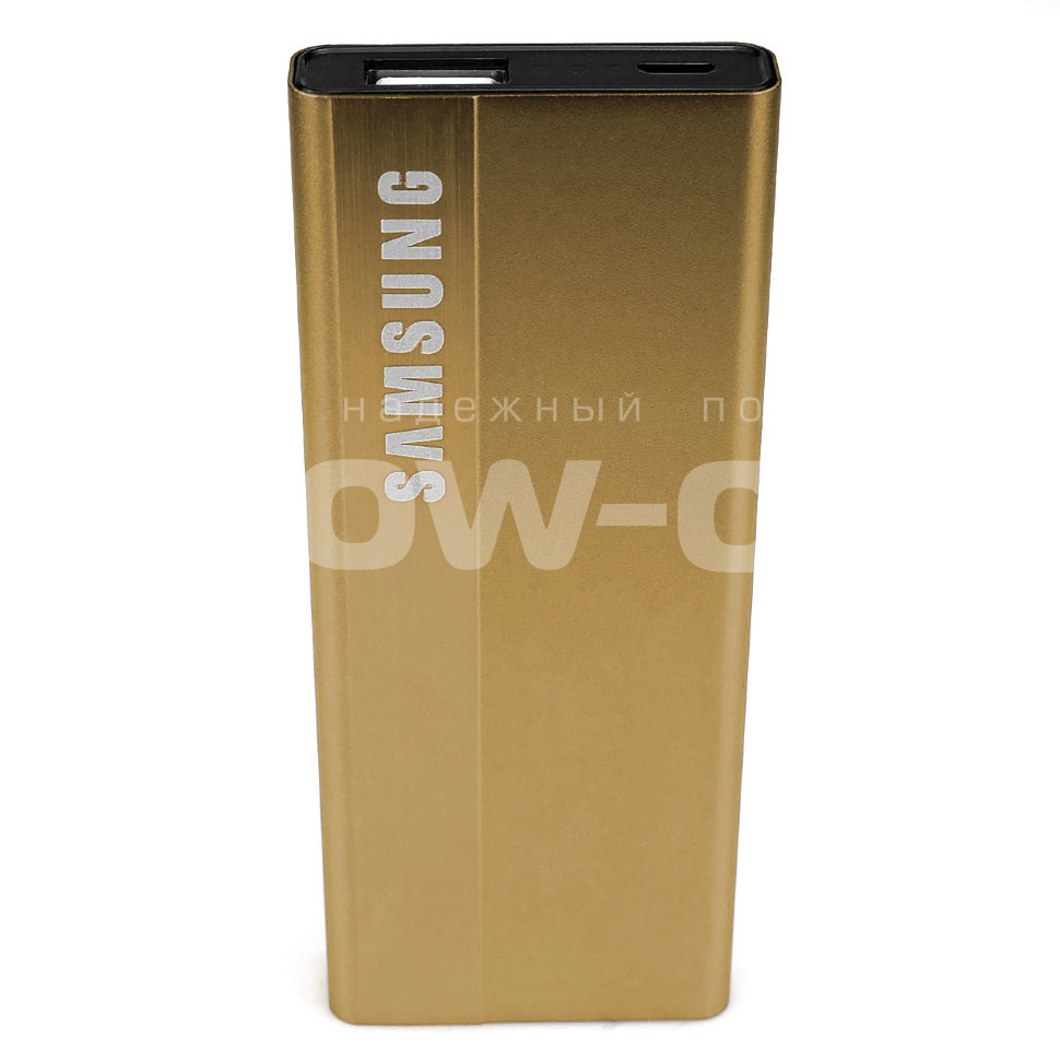 Power Bank Samsung Thin metal 6000mAh оптом
