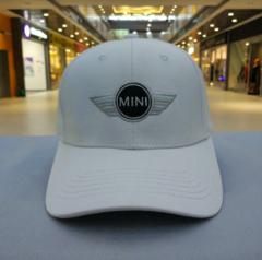 Бейсболка белая Мини Купер (Кепка MINI Cooper)