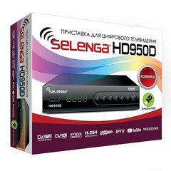 Ресивер Selenga HD950D DVB-T2/C