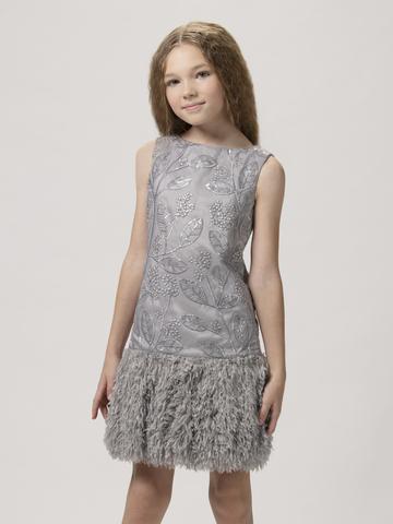 Нарядное платье для девочки  (арт.29014)