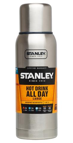 Термос Stanley Adventure (1 литр), стальной