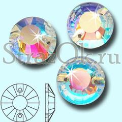 Купите стразы пришивные Rose Crystal AB, Роза Кристал АБ в интернет-магазине StrazOK.ru
