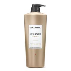 Kerasilk Premium Control Purifying Shampoo – Шампунь для глубокого очищения волос