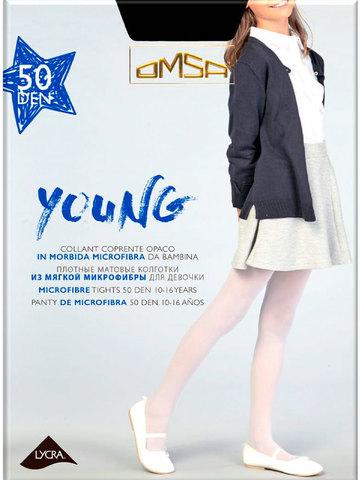 Детские колготки Young 50 Omsa Kids