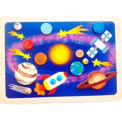 Мозаика-вкладыш Солнечная система, Крона
