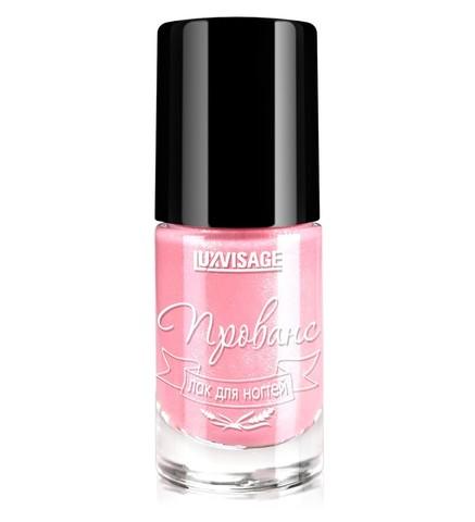 LuxVisage Прованс Лак для ногтей тон 159 (розовый бутон) 9г
