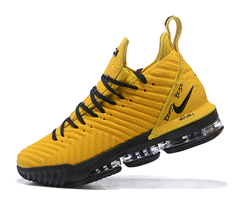 Nike Lebron 16 'Yellow/Black'