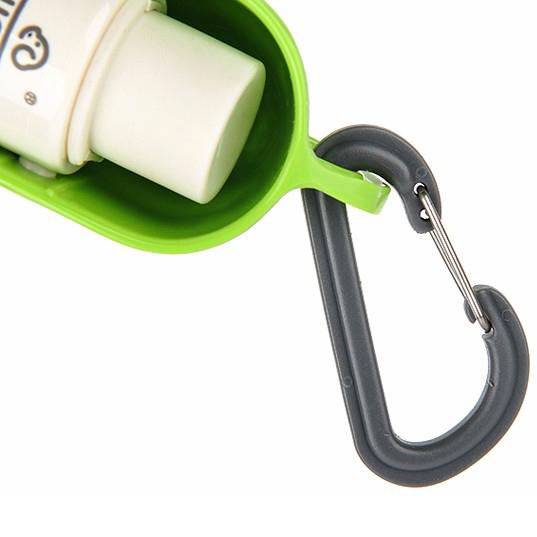 9000 - Дорожная бутылка-поилка для собак