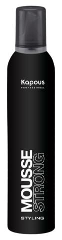 Мусс для укладки волос сильной фиксации «Mousse Strong» 400 мл