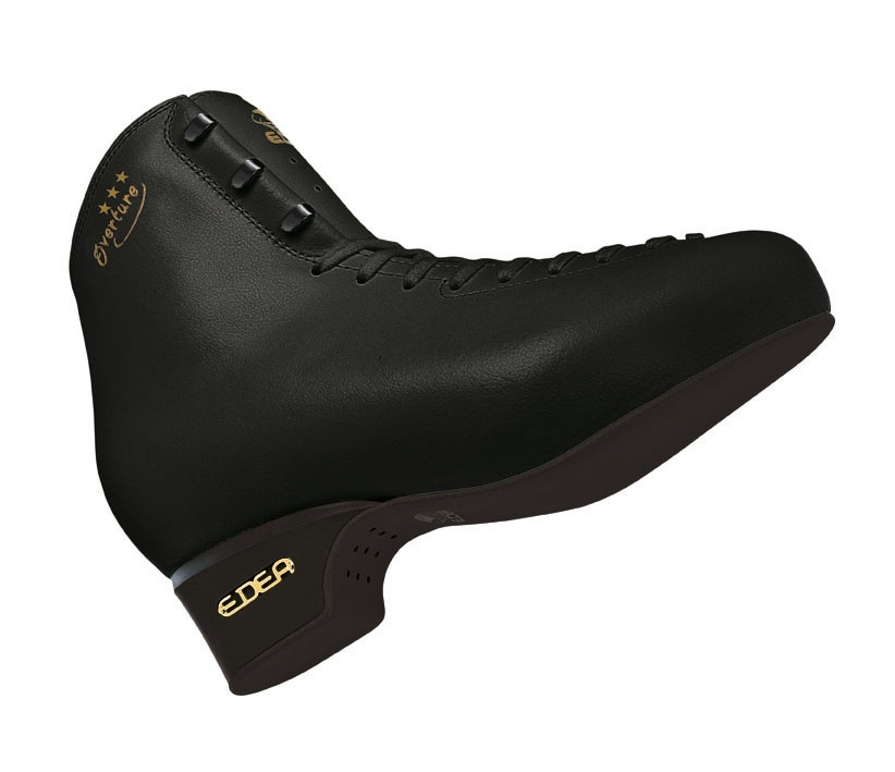 Ботинки для фигурного катания  EDEA Overture (black/черный)