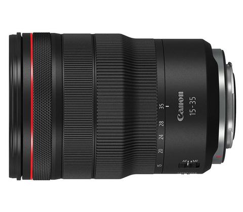 Объектив Canon RF 15-35mm F/2.8 L IS USM