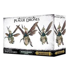 Plague Drones of Nurgle