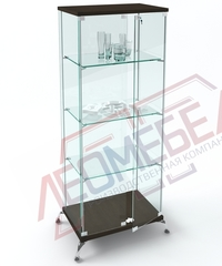 ВК- 700 Люкс Витрина стеклянная