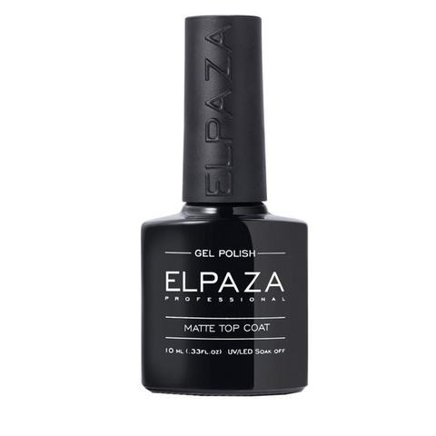 Elpaza Matte Top Coat 10 ml