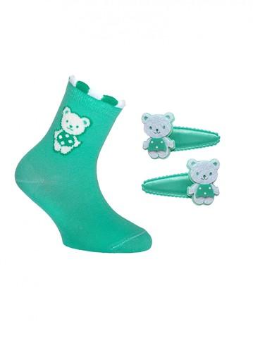 Детские носки Tip-Top 17С-88СП (с заколками для волос) рис. 288 Conte Kids