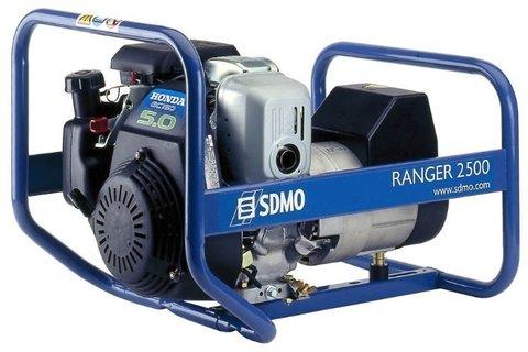 Кожух для бензинового генератора SDMO RANGER 2500 (2100 Вт)