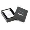 Зажигалка Zippo с покрытием High Polish Chrome, латунь/сталь, серебристая, глянцевая, 36x12x5