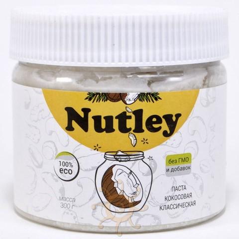 Паста кокосовая Nutley, 300г