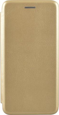 Чехол-книжка Fasion Case  для Xiaomi Redmi 6A золотая
