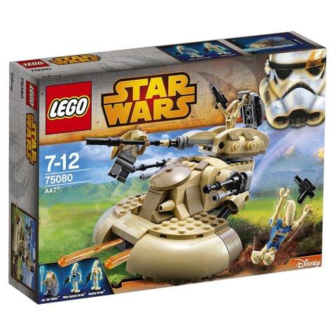 LEGO Star Wars: Бронированный штурмовой танк AAT 75080 — AAT — Лего Стар ворз Звёздные войны Эпизод
