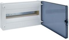Щит открытой установки, 18М, с прозрачной дверцей