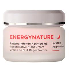 Ночной крем для нормальной и сухой кожи EnergyNature, Annemarie Borlind