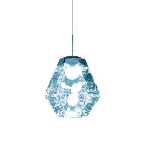 Подвесной светильник копия Cut Tall by Tom Dixon (синий)