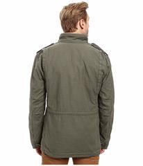 Полевая куртка Alpha Industries M-65 Defender Olive зеленая