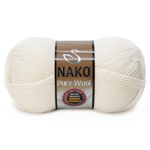Pure Wool  (Nako)