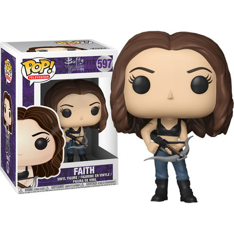 Фигурка Funko POP! Vinyl: Buffy BTVS 25th: Faith 25201