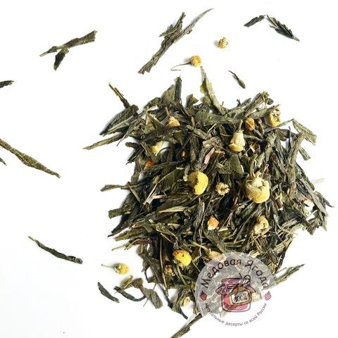Японский лимонник. Зелёный чай.